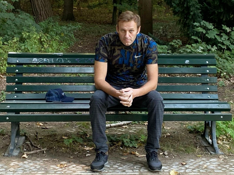 Навальный рассказал о своих планах после выписки из стационара и поблагодарил немецких врачей