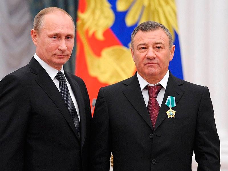 BBC: друг Путина Аркадий Ротенберг использовал английские банки для обхода санкций