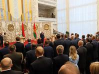 Церемония инаугурации Президента Республики Беларусь, 23 сентября 2020 года