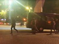 """Акции прошли и в других городах страны. Правозащитный центр """"Весна"""" сообщал о примерно 17 задержанных в Борисове, также прошли протестные акции в Гродно, Лиде и Гомеле"""