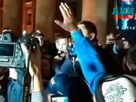 Премьер-министр Киргизии Садыр Жапаров заявил о получении им полномочий президента