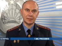 Первый заместитель министра внутренних дел Геннадий Казакевич
