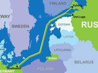 Проект предполагает строительство двух ниток газопровода общей мощностью 55 миллиардов кубометров газа в год от побережья России до Германии по дну Балтийского моря