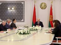 """Лукашенко увидел в новом витке белорусских протестов начало """"террористической войны"""""""