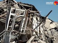 Степанакерт, 17 октября 2020 года