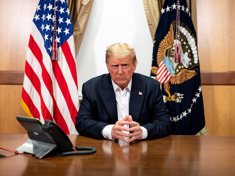 Дональд Трамп вернулся в Белый дом и готовится продолжить президентскую кампанию