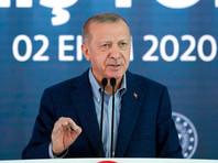 Эрдоган выразил надежду, что Азербайджан будет продолжать борьбу