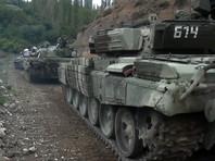 Минобороны Армении: Азербайджан начал масштабное наступление в Карабахе