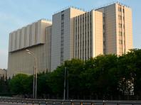 Также в санкционный список будет внесен Государственный научно-исследовательский институт органической химии и технологии (ГосНИИОХТ)