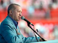 Франция отозвала своего посла из Турции после высказываний Эрдогана о Макроне