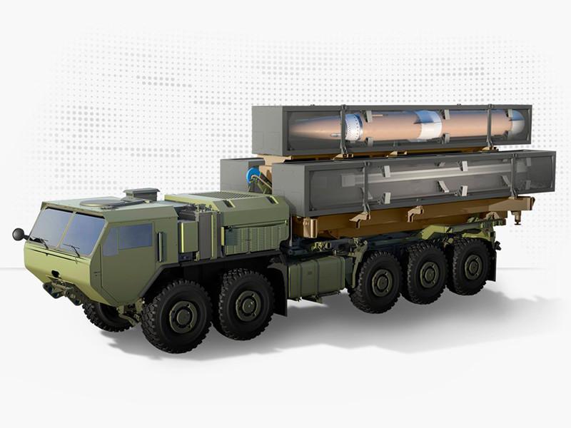 В США обнародовано изображение перспективной пусковой установки гиперзвуковых ракет