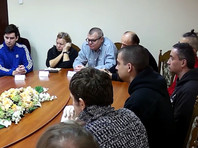 Встреча Александра Лукашенко с представителями оппозиционных политических движений, 10 октября  2020 года