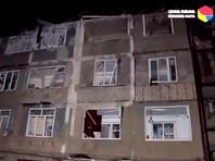 Степанакерт после обстрела азербайджанскими войсками, 2 октября 2020 года