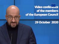 Глава Евросовета Шарль Мишель признал, что больницы и весь сектор здравоохранения Европы вновь подвергаются перегрузке