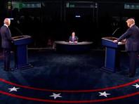 Такое решение было принято по итогам первых теледебатов между действующим президентом США Дональдом Трампом и кандидатом от демократов Джо Байденом, которые СМИ назвали худшими в истории