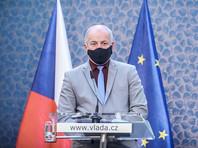 Глава Минздрава Чехии, нарушивший карантин, отказался добровольно уходить в отставку