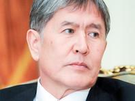 Бывшего президента Киргизии и его сыновей задержали по делу об организации массовых беспорядков