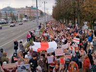 В Белоруссии возбуждено более 500 уголовных дел по статьям о массовых беспорядках, по заявлениям избитых силовиками - ни одного