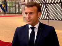 Макрон заявил, что ЕС не поступится принципами в отношениях с РФ