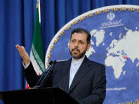"""Иран пообещал отреагировать на снаряды из Нагорного Карабаха, """"залетающие"""" на его территорию"""