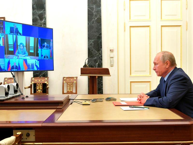"""США назвали предложение Путина по продлению ДСНВ """"неудачным"""""""" />"""