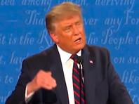Трамп считает себя победителем президентских дебатов и не хочет изменения их формата, предложенного Байденом