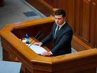 Владимир Зеленский выступил с ежегодным посланием, пообещав вернуть Крым и построить две военные базы на Черном море