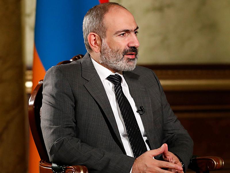 Никол Пашинян дал интервью российскому информационному агентству ТАСС
