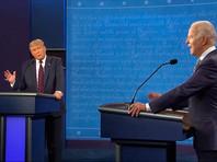 Кандидат в президенты от Демократической партии США Джо Байден по популярности среди избирателей на 14% опережает действующего президента Дональда Трампа