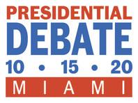 Второй раунд дебатов пройдет 15 октября в Майами