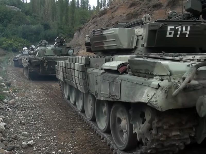 """Минобороны Армении: Азербайджан начал масштабное наступление в Карабахе"""" />"""