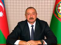 Алиев заявил о восстановлении полного контроля над азербайджано-иранской госграницей