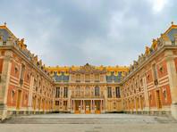 Во Франции задержали мужчину,  проникшего в Версальский дворец  и  представившегося королем