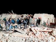 13-летний подросток из России погиб в результате ракетного удара по городу Гянджа в Азербайджане