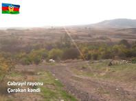 Село Чаракан Джебраильского района