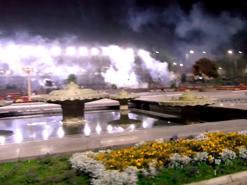 Беспорядки в Бишкеке в ночь на 6 октября 2020 года