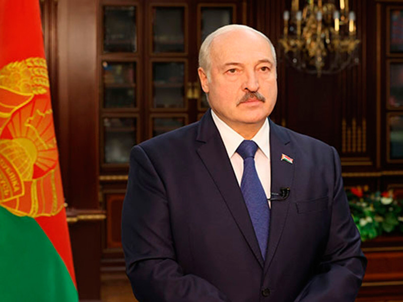 ЕС согласовал включение Лукашенко в санкционный список