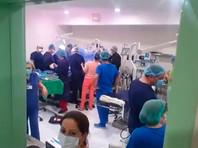 Российский журналист Юрий Котенок получил тяжелое ранение в результате обстрела собора Святого Христа Спасителя в карабахском городе Шуши. Он был прооперирован в Степанокерте