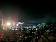 Азерабайджан, Гянджа, 17 октября 2020 года