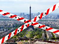 Власти Франции локально вводят комендантский час и штрафы за его нарушение на фоне второй волны коронавируса