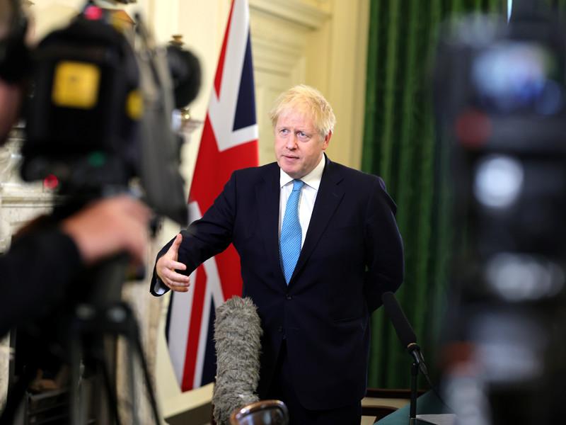 """Борис Джонсон призвал британцев готовиться к жесткому варианту Brexit"""" />"""