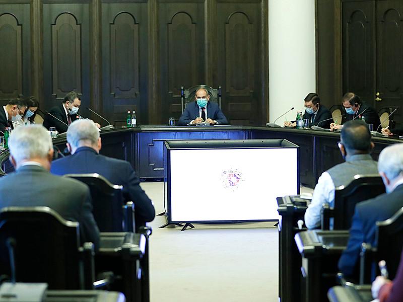 Никол Пашинян провел встречу с руководителями аккредитованных в Республике Армения представительств иностранных государств и международных организаций