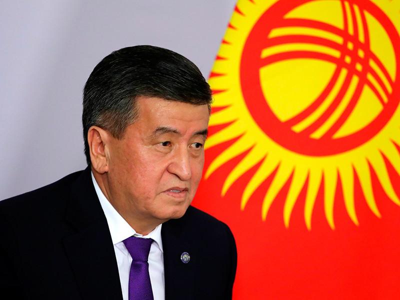 В Киргизии потеряли президента Жээнбекова и закрыли границы, чтобы он не сбежал