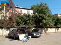 Азербайджан заявляет о контроле над поселком Гадрут