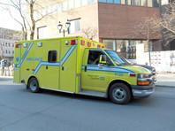 В канадском Квебеке мужчина в средневековой одежде зарезал двух человек. Он задержан