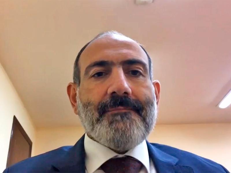 Пашинян заявил, что подписал соглашение по Нагорному Карабаху из-за давления военных