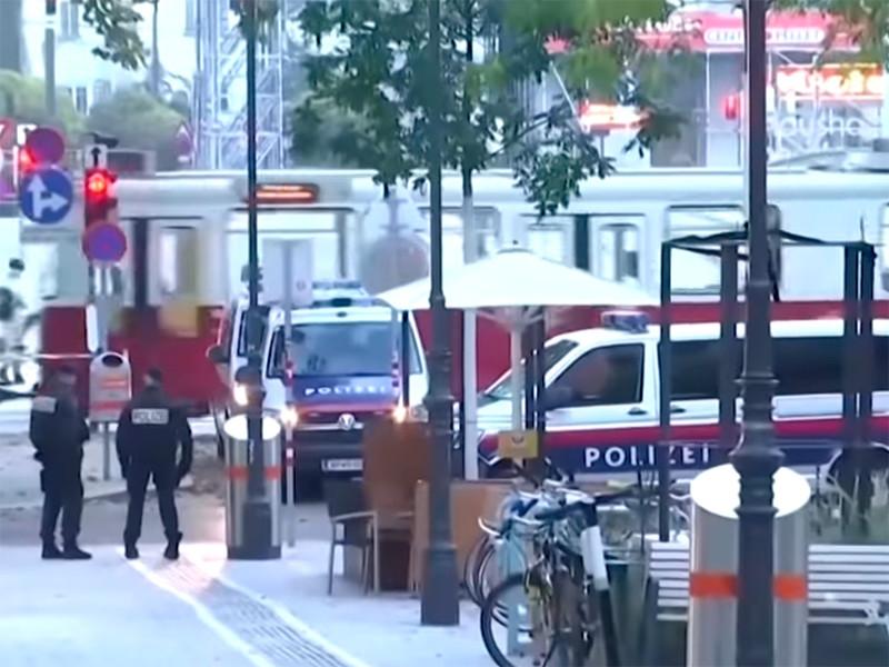 Среди задержанных по делу о теракте в Вене иностранцев есть выходцы из России