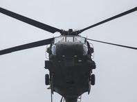 На Синае при крушении вертолета с миротворцами погибли 8 человек
