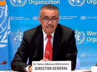Количество новых случаев заражения COVID-19 во всем мире на прошлой неделе сократилось впервые с сентября 2020 года, сообщил гендиректор Всемирной организации здравоохранения (ВОЗ) Тедрос Адханом Гебрейесус