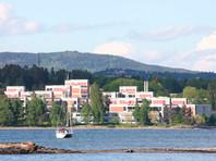 Штаб-квартира DNV GL на берегу Осло-фьорда